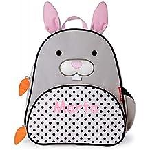 Mochila guardería conejo personalizada con el nombre del bebé bordado(29 x ...