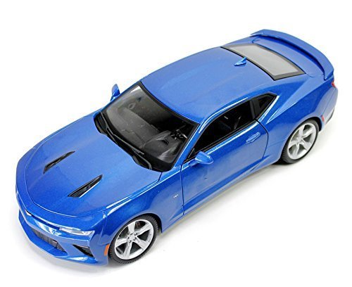 2016-chevrolet-camaro-ss-blue-1-18-by-maisto-31689-model-toys-gaems
