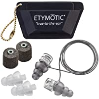 Etymotic Research ER20XS Universal Fit High-Fidelity Earplugs in Polybag Package