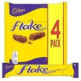 #8: Cadbury Flake 4 Pack, 80g