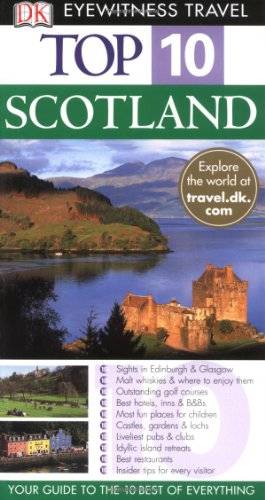 Top 10 Scotland (DK Eyewitness Travel Guide)
