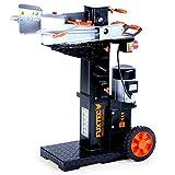 FUXTEC Holzspalter 10 t FX-HS110 stehend mit 400V Hydraulikspalter hl...