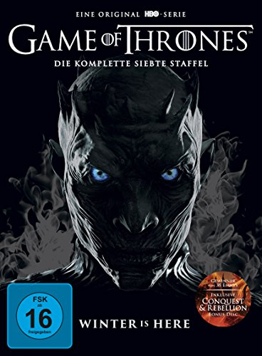 Game of Thrones: Die komplette 7. Staffel [4 DVDs]