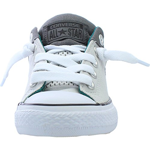 Converse Chuck Taylor All Star High Street Thunder Textile Youth Trainers Thunder