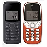 I KALL 1.44 Inch Feature Phone Combo - K73 (Black) And K71 (Red)