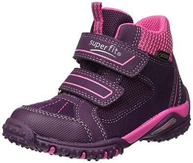 Superfit Mädchen SPORT5 Sneaker, Pink (Pink Kombi), 27 EU