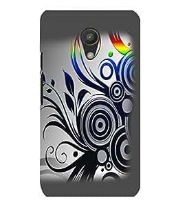 printtech Abstract Pattern Design Back Case Cover for Motorola Moto G2 X1068::Motorola Moto G (2nd Gen)