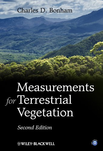Measurements for Terrestrial Vegetation por Charles D. Bonham