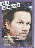 Film Demnächst #324 2016 Mark Wahlberg Deepwater Horizon Kino Cinema Hollywood Zeitschrift Magazin Einzelheft Heft