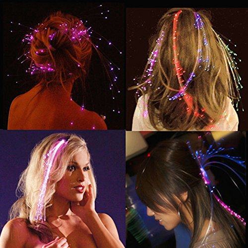 sets-of-1-4-6-10-led-fiber-optic-hair-extensions-light-up-hair-barrette-for-party-uk-seller-10-x-rai