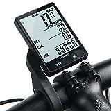 Inbike Computer per Bici, Wireless Impermeabile Contachilometri...