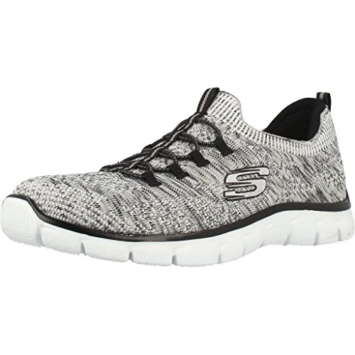 Skechers Women039;s Sports Shoes, Colour Grey, Brand, Model Women039;s Sports Shoes Empire Sharp Thinking Grey