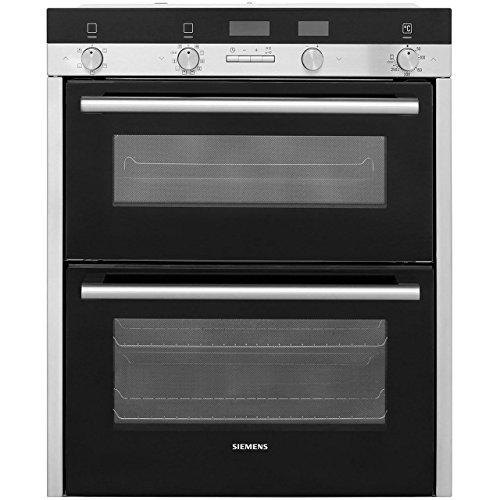 Siemens HB55NB550B Stainless Steel, iQ500, Built in Double Oven lowest price