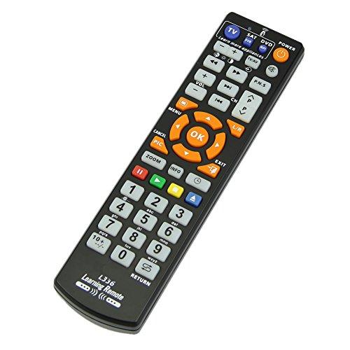 Pennyninis Universal-Fernbedienung mit Lernfunktion für CBL DVD SAT TV