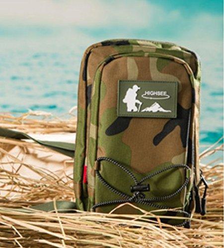 Paar draußen Reiten Sporttasche/Lässige Umhängetasche/Outdoor-Bergsteigen-Tasche B