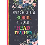 Behind Every Great School Is A Great Head Teacher: Headteacher Gifts Personalised | Headteacher Gifts For Him…