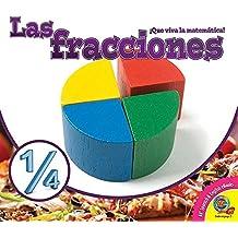 Las Fracciones (Fractions) (Av2 Let's Do Math!)