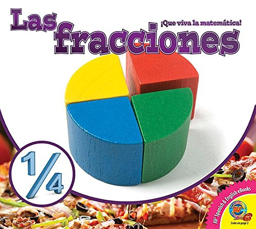 Las Fracciones (Fractions) (Av2 Let's Do Math!) por Sara Pistoia