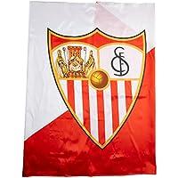 Sevilla CF Badsev Bandera, Rojo/Blanco, Talla Única