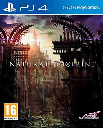 Natural Doctrine (PS4) by NIS America (Ps4 Natural Doctrine)