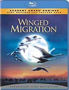 Winged Migration [Blu-ray] [2003] [US Import] [2002]