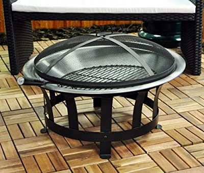 Kingfisher OUTFIRE Fire Pit BBQ from Bonnington Plastics Ltd