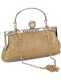 Amazon.it  Oro - Donna   Borse  Scarpe e borse 63df3c773d0