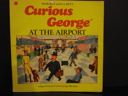 Curious George at the Airport