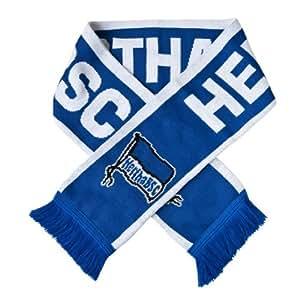 Écharpe de supporter de football allemand hertha bSC berlin