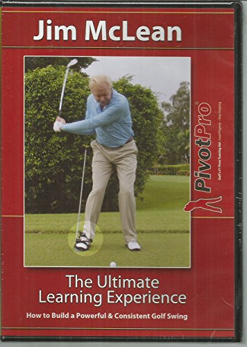 The Ultimate Learning Experience How To Build A Powerful & Consistaent Golf Swing -