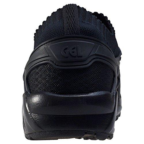 Asics Gel-Kayano Trainer Knit, Scarpe da Corsa Uomo Nero