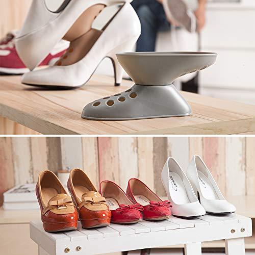PKWEHKG Creative Space-Saving Rack/Organizer Storage Stand/Shelf Holder for High Heel Shoe Shoe Organizer...