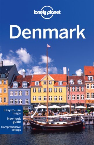 Lonely Planet Denmark (Travel Guide) by Lonely Planet (2012-05-01)