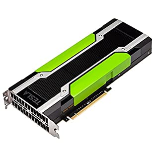 PNY NVIDIA TESLA K80 Module de Calcul GPU Haute Performance pour Serveurs Certifiés 4992 Cœurs CUDA 24 Go GDDR5 ECC Passive (TCSK80M-PB) (B00S1K54DY) | Amazon price tracker / tracking, Amazon price history charts, Amazon price watches, Amazon price drop alerts