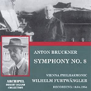 Bruckner - Symphony No 8 (recorded 1954)