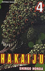 Hakaiju Edition simple Tome 4