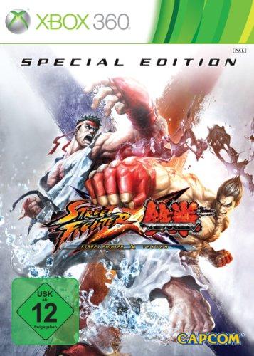Street Fighter X Tekken (Special Edition) (Für Xbox 360 Street X Tekken Fighter)