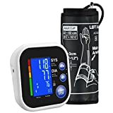 Best Automatic Blood Pressure Monitors - Blood Pressure Monitor, Bluetooth Automatic Upper Arm Blood Review