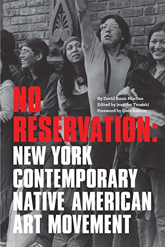 No Reservation: New York Contemporary Native American Art Movement -