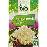 Jardin Bio Riz Basmati Long Grain 500 g - Lot de 3