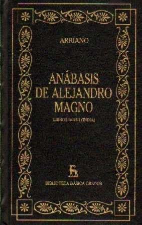 Anábasis De Alejandro Magno descarga pdf epub mobi fb2