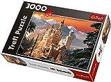Trefl 83.883,5cm winterlichen Schloss Neuschwanstein/Deutschland Puzzle (3000)