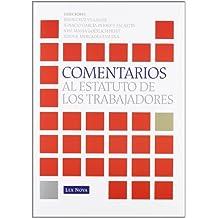 Comentarios al Estatuto de los Trabajadores