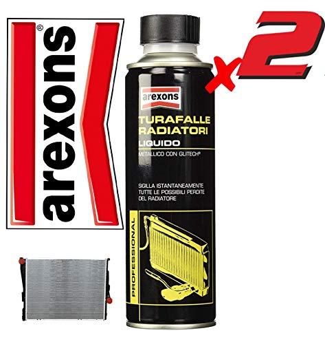2X Arexons 3571 Turafalle Liquido per Radiatori