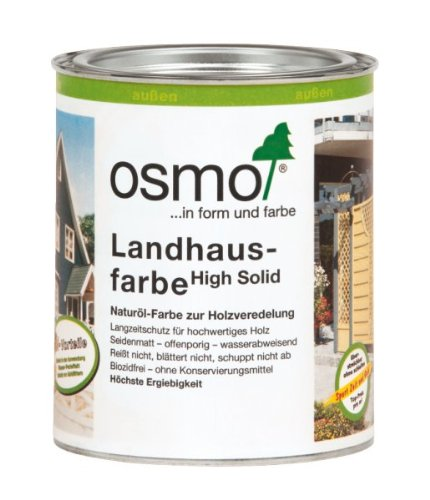 OSMO Landhausfarbe  750ml Labrador-Blau 2501