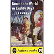 Round the World in 80 Days (Longman Classics, Stage 2, Band 18)