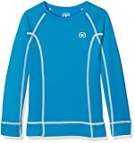 Damart Sport Easy Body 4 T-Shirt Mixte Enfant, Bleu Pagode, FR : XL (Taille Fabricant : 12ANS)