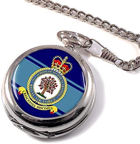 No. 1 École de Technique Entraînement Royal Air Force (RAF) Poche Montre