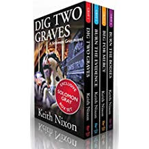 The Solomon Gray Series Box Set: Books 1 to 4: Gripping Police Thrillers With A Difference (Solomon Gray Box Set)