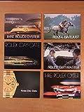 Rolex. Konvolut von 6 kleinen Katalog-Broschüren. Modelle Oyster, Day-Date, GMT-Master, Datejust